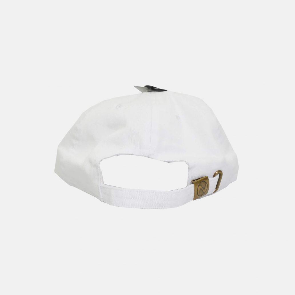Ubisoft Styleの商品 ユービーアイソフト 90's ロゴ キャップ カラー:白 サイド写真