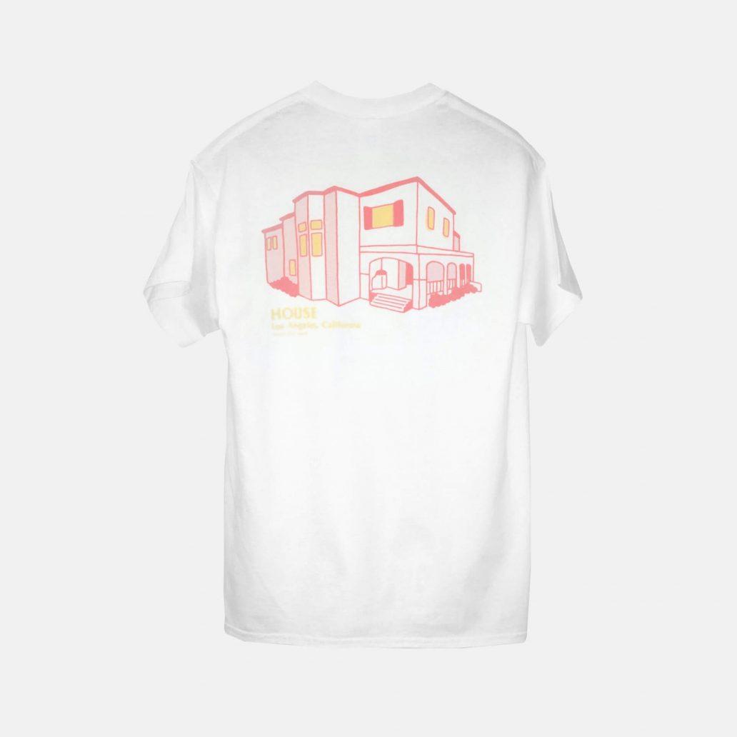 ユービーアイソフトの商品の背面の写真 レインボーシックス シージ HOUSE Tシャツ